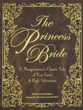 The Princess Bride Deluxe Edition Hc: S. Morgenstern's Classic Tale of True.
