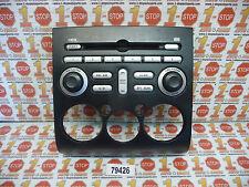 06 07 08 MITSUBISHI GALANT AM/FM RADIO CD & MP3 PLAYER 8002A247HC FACEPLATE OEM
