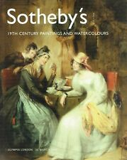 Sotheby's 19th Century Paintings & Watercolours 26th March 2003 London Olympia