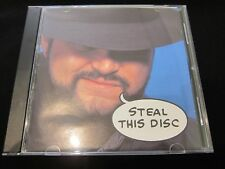Steal This Disc - Ryko - VG+ - NEW CASE!!!