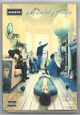 DVD / OASIS DEFINITELY MAYBE (MUSIQUE CONCERT)