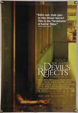 THE DEVIL'S REJECTS DS ROLLED ORIG 1SH MOVIE POSTER ROB ZOMBIE SID HAIG (2005)