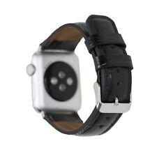 Apple Watch Echtleder Armband, iWatch 5-4-3-2-1 Ersatzarmband 38-40 & 42-44mm