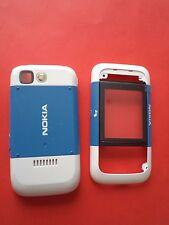 COVER NOKIA- 5200 BLU-originale - front e rear-da assistenza tecnica