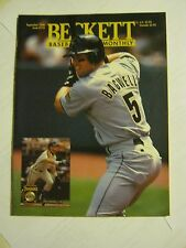 September 1994 Issue #114 Becket Baseball Card Monthly Magazine (GS2-17)