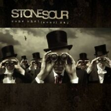 """STONE SOUR """"COME WHAT (EVER) MAY"""" CD NEUWARE!!!!!!!!!!!"""