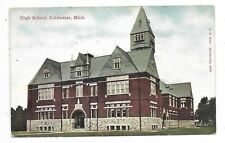 COLDWATER MI High School
