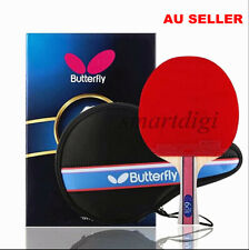 Butterfly 6 Star 601 Long Handle Table Tennis Ping Pong Racket Bat Shakehand FL