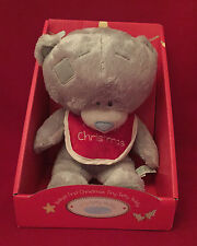 ME TO YOU BEAR TINY TATTY TEDDY BABY'S FIRST CHRISTMAS - MY FIRST CHRISTMAS NEW