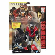TRANSFORMERS GENERATIONS SKYDIVE COMBINER WARS DELUXE CLASS FIGURE