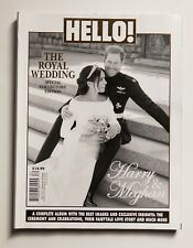 Hello! Magazine Collectors Edition Royal Wedding Prince Harry and Meghan Markle