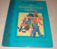 THE WISHING CHAIR AGAIN - ENID BLYTON - LARGE EDITION - HB, ILLUSTRATED