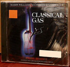 AMERICAN GRAMAPHONE CD: Classical Gas - Mannheim Steamroller/Mason Williams 1987