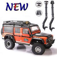 1 Set*  Snorkel Kit/Raised Air Intake For Land Rover Defender Traxxas Trx-4 D90