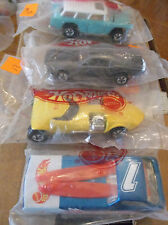HOT WHEELS 1996 BONUS MAIL IN MYSTERY CAR SET