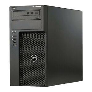 Dell Precision Desktop Computer Gaming Workstation 16GB RAM 128GB SSD & 1TB HDD