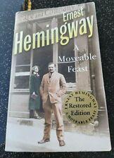Ernest Hemingway - A Moveable Feast / Englisch / Buch 2011 / Zustand gut