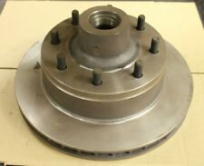 Brake rotor/hub for 73-79 Ford F250, 3/4 Ton pickup, single piston