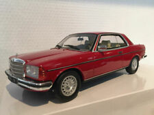 Miniature Mercedes C123 280 CE rouge 1/18 Otto Ottomobile