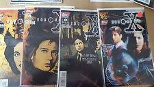 Alternative Comic lot x-files 1-41 mini 1-3 grand zero 1-4 want to believe NM bb