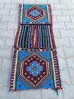 Anatolian saddlebag rug,Anatolian decorative bag rug,Anatolian tribal regional