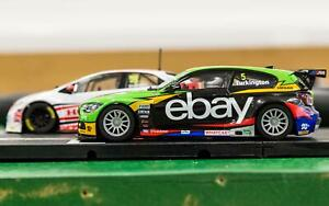 Scalextric BTCC Champions Twin Pack - BMW 125 Series 1 & Honda Limited Edition