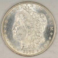 1878-S Morgan Dollar. Uncirculated. RAW2198/HN