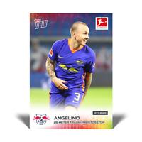 Topps Now Bundesliga 2020-21 - Card 043 - Angelino - RB Leipzig