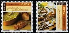Luxemburg postfris 2005 MNH 1673-1674 - Europa / Gastronomie