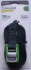 Nite Ize CamJam Tie Down Strap System 18 FT Webbing Tensioner CJWR18-09-R6 *NEW*