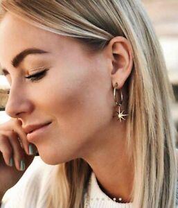 Purelei Ohrringe 18 k vergoldet NEU