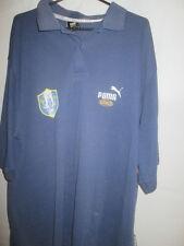 Sheffield Wednesday Chris Waddle's Match Worn Football Polo Shirt Size XL /6076