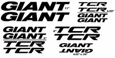 Giant TCR Bike Decals Sticker Set MTB DH Bike Freeride Racing Road