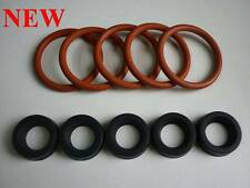 Saeco SET: 5x O-ring piston Brew Group and 5x Water Tank Gasket
