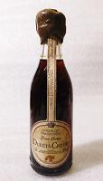 Very Old Vintage Mini Bottle ✱ DURET de CHEVRY ✱ Petit Bouteille Liqueur France