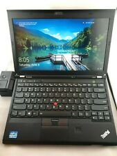 New listing Lenovo ThinkPad X230 120Gb Ssd, i5-3320M 2.60Ghz, 8Gb Ram Win 10 With Dock