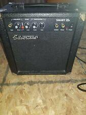 black amp slivertone smart iiis