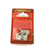 Warhammer Skaven Plague Monks 8517G Metal Figurines Citadel Games Workshop NoS
