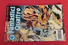 fumetto FANTASTICI QUATTRO editoriale MARVEL COMICS MARVEL ITALIA numero 144