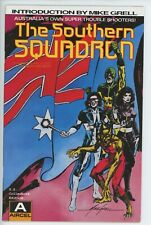 The Southern Squadron #1 2 (of 4) Aircel 1990 Mike Grell covers