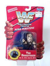 WWF Wrestling Ring Masters - The Undertaker Jakks Pacific Playmates (MOC) 30015