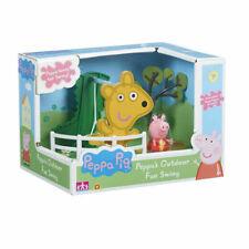 Peppa Pig Columpio al aire libre Patio Fun Conjunto de Juego