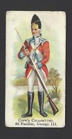 COPE - BRITISH WARRIORS (BLACK) - #44 FUSILIER, GEORGE III