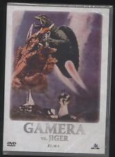 NEUF DVD GAMERA vs. JIGER 1970 SOUSBLISTER SCIENCE FICTION film japonais MONSTRE
