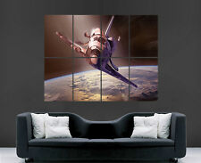 SPACE SHUTTLE POSTER NASA EARTH DISCOVERY WALL ART PICTURE LARGE GIANT
