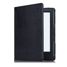 For Amazon Kindle Oasis PU Leather Flip Book Style Case Cover + Free Screen Film