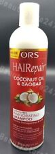 ORS Hairepair Coconut Oil And Baobab Invigorating Shampoo 370 ml