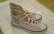Converse All Stars size UK 7.5 trainers shoes in excellent condition