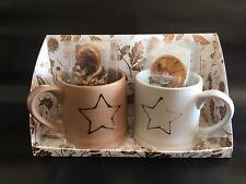 John Lewis Mulled Wine Mug Set