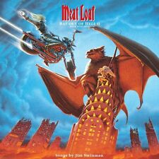 MEAT LOAF: BAT OUT OF HELL 2 II TWO BACK INTO HELL CD MEATLOAF JIM STEINMAN NEW